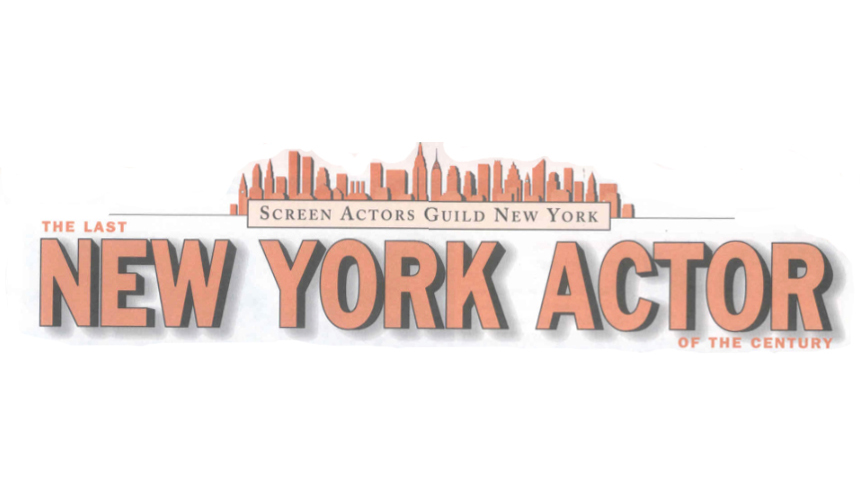 The New York Actor - Vital Vocals