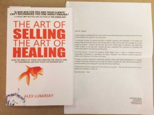 Testimonial-The Art of Selling the Art of Healing